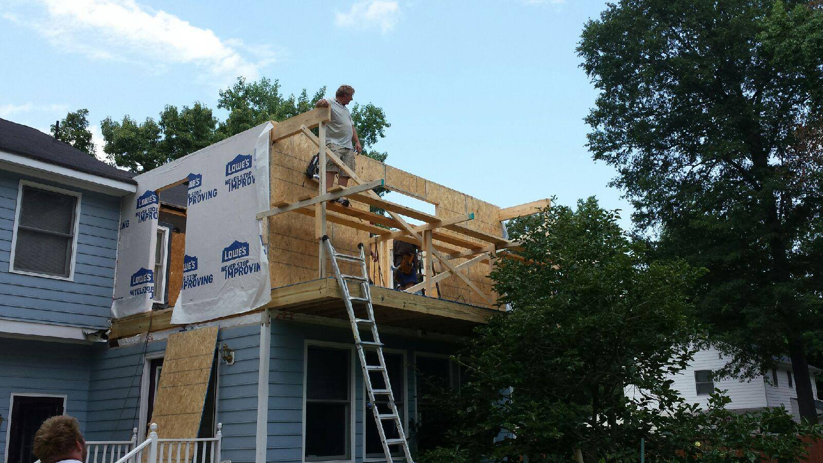 Home Additions General Contractor Midlothian Va George